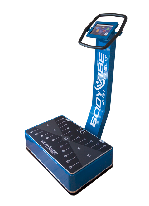 BodyVibe ULTIMATE in blau
