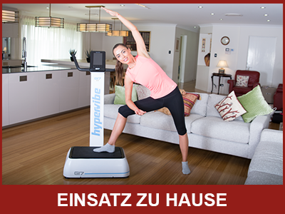 Vibrationstraining Zuhause